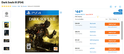 Buy Dark Souls 3