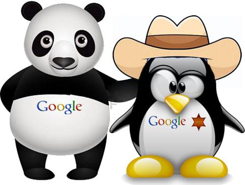 Google Panda & Penguin
