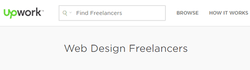 Web Design Freelancer