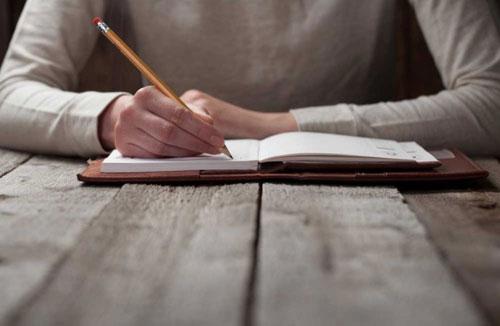 Write Your Ideas