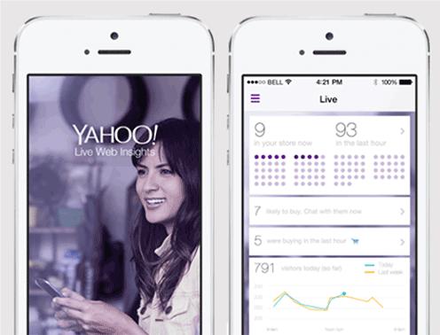 Yahoo Web Insights