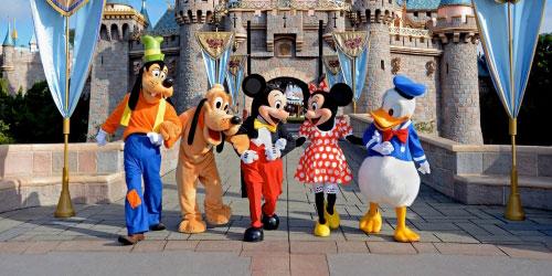 Disneyland Business